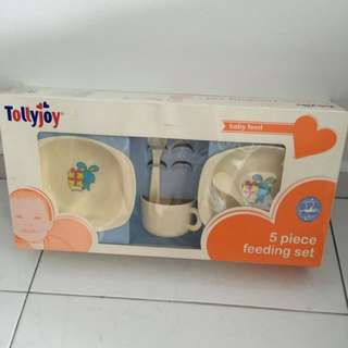 Tollyjoy Baby Feeding Set