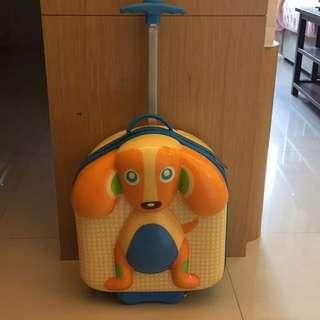 瑞士OOPS兒童拉桿行李箱(售價含運)