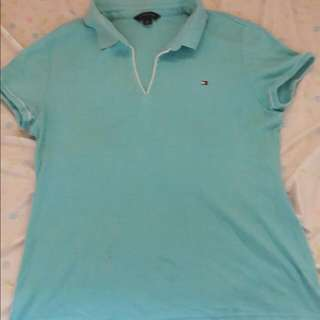 Preloved Tommy Hilfiger Poloshirt