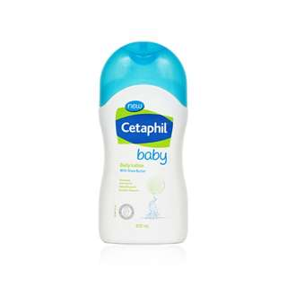 Made in Germany Cetaphil Baby Daily Lotion with Shea Butter 400ml