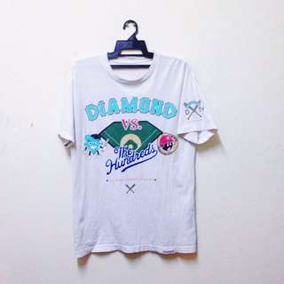 Diamond Supply Co. X The Hundreds Shirt