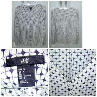 H & M Fine Looking Blouse