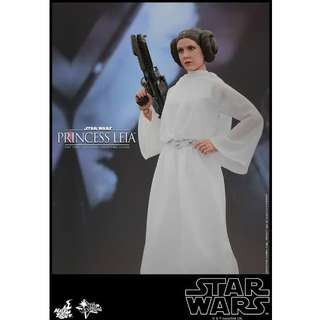 Hot Toys MMS 298 - Star Wars IV: Princess Leia Special Edition