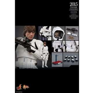 Hot Toys MMS 304 - Star Wars IV: Luke Skywalker 2015 Toy Fair Exclusive