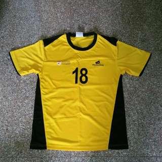 Brand New Ntu School Team Volleyball Jersey
