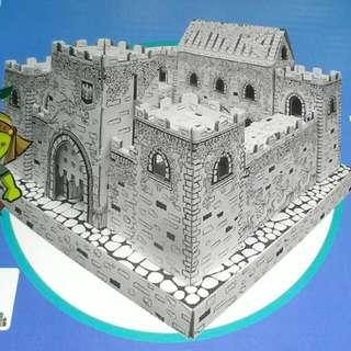 CHEAP 3D Castle Puzzle