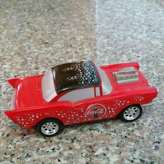 Limited Edition Coca Cola Collectable Car