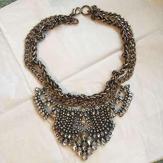 Price Drop: M.N.G/MANGO Statement Necklace
