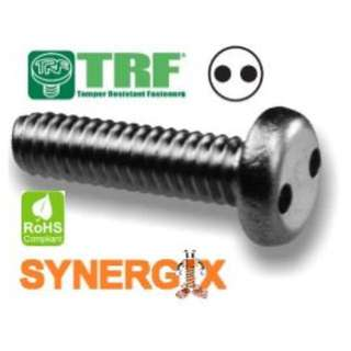 Security Tamper Proof Screw ( 2 Hole Series )