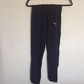 Puma Size Small Running Leggings
