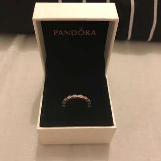 Pandora Pink Ring