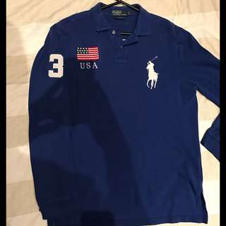 Ralph Lauren Long-sleeve Polo
