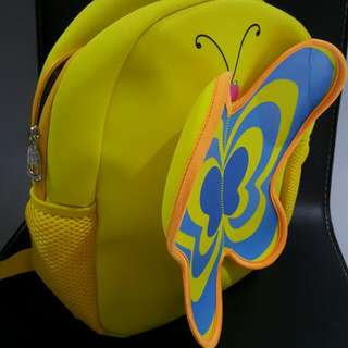 Waterproof Yellow Butterfly