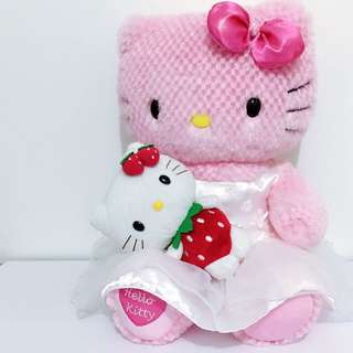 🆕Pink Hello Kitty Plush