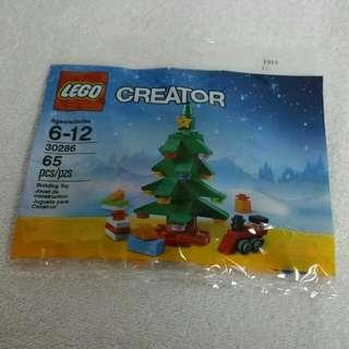 Lego Holiday 2015 Christmas Tree Polybag 30286