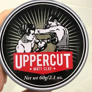 Men's Uppercut Matt Clay