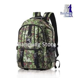 Tas Ransel/Tas Sekolah/Tas Laptop/Back Pack (Inficlo) - SAL 398