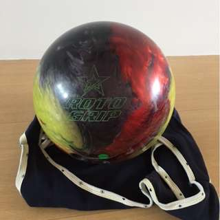 Roto Grip TOTALLY DEFIANT Bowling Ball