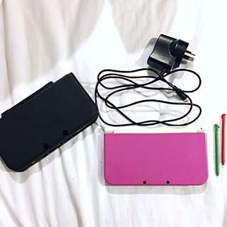 *NEW* Nintendo 3DS XL Pink Console