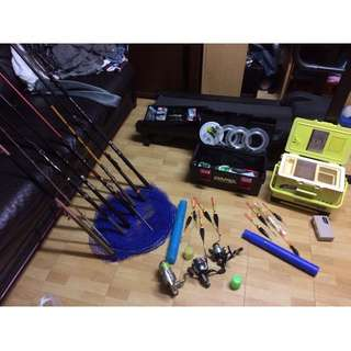 專業釣魚用品