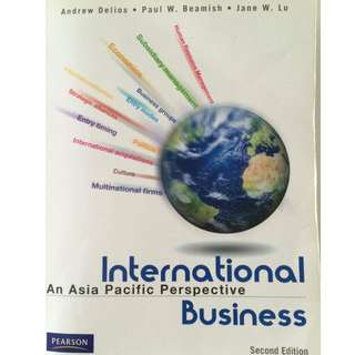International Business Textbook