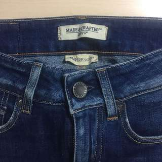 LEVI'S MADE&CRAFTED EMPIRE SKINNY