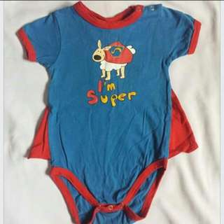 Super Sheet Onesie