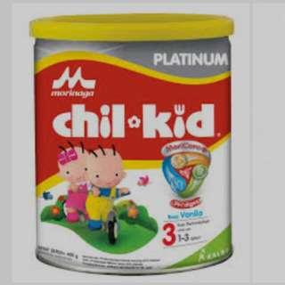 Susu Child Kid Platinum (isi 12)