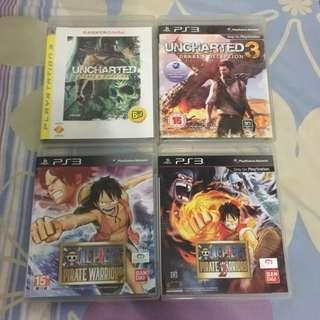PS3/Playstation 3 Games