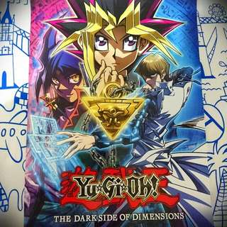 YuGiOh A2 Movie Poster