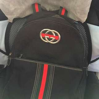 Gucci Unisex Backpack