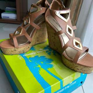 Montego Bay Club Wedges Size 10 (42)
