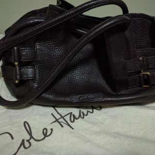 Cole Haan Soft Leather Shoulder Bag