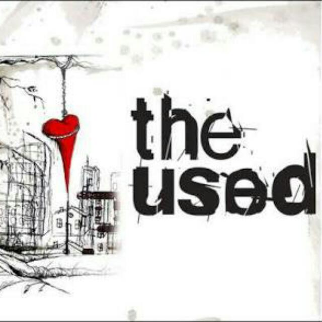2 Tickets To The Used