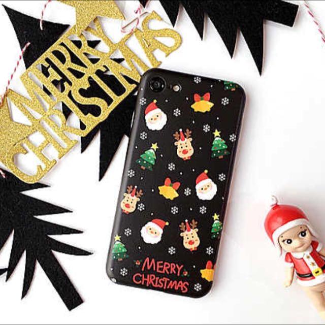 聖誕節限定手機殼