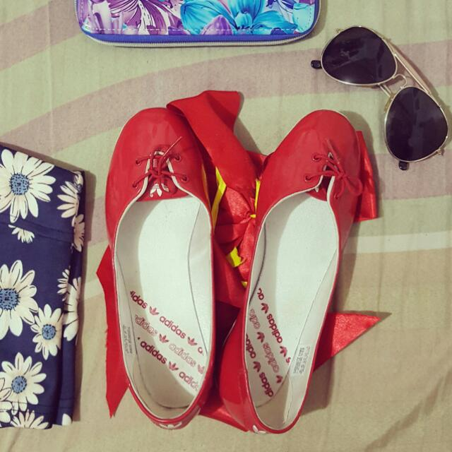 ADIDAS Ballerina Shoes Size 6