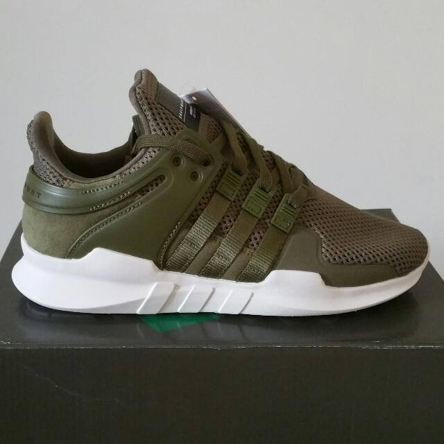 low priced f74ee 2d4e8 Adidas EQT Support ADV Olive Cargo
