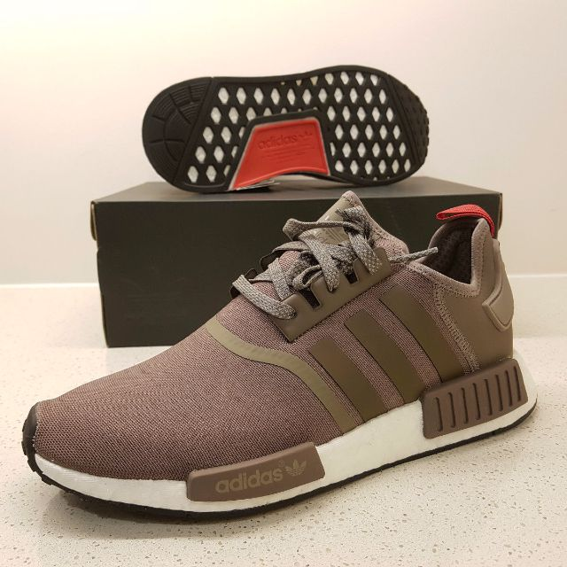 Adidas NMD R1 Tech Earth