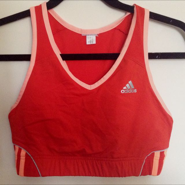 Adidas Women's Size M Sports Bra