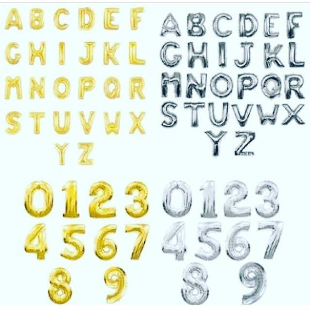 balon huruf&angka