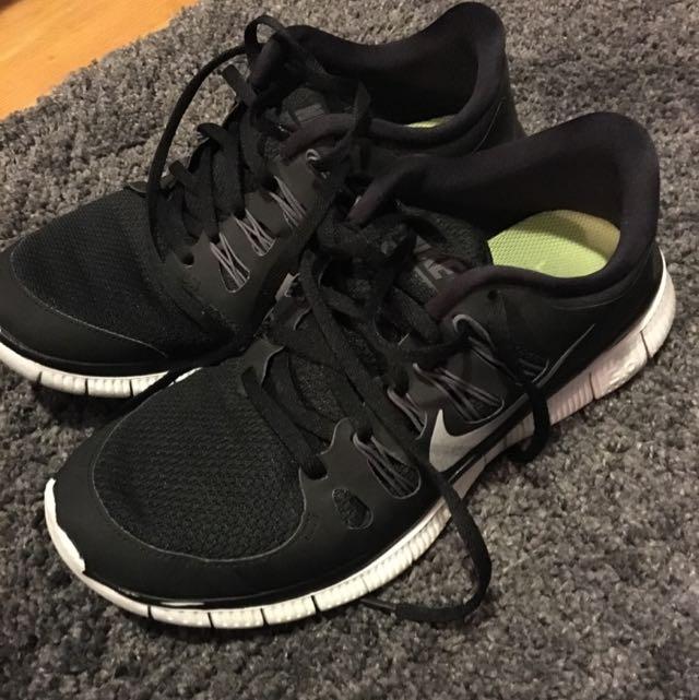 Black Nike 5.0