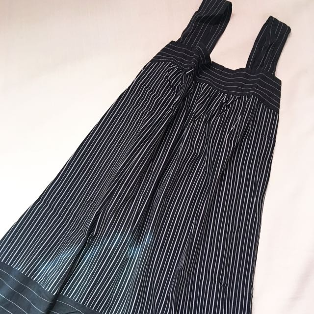 Black Stripes Dress (FREE SHIPPING)
