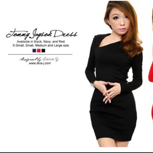 01f740b47eb0 BNWT Lara J Tommy Jayson Work Dress Navy Blue XS, Women's Fashion ...