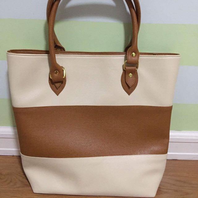 Brand new 2-tone Bag