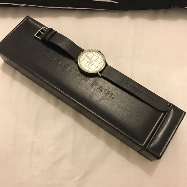 Christian Paul Grid Watch