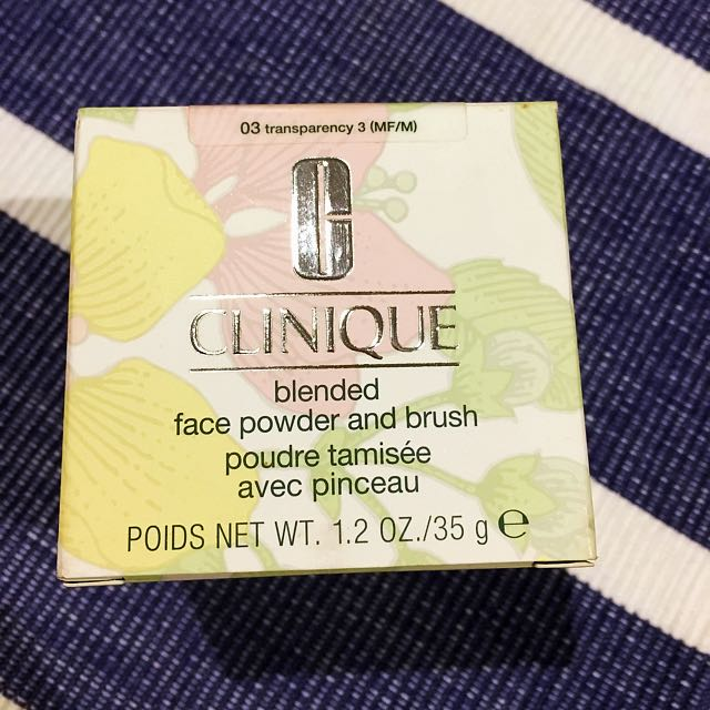 Clinique Powder (3)