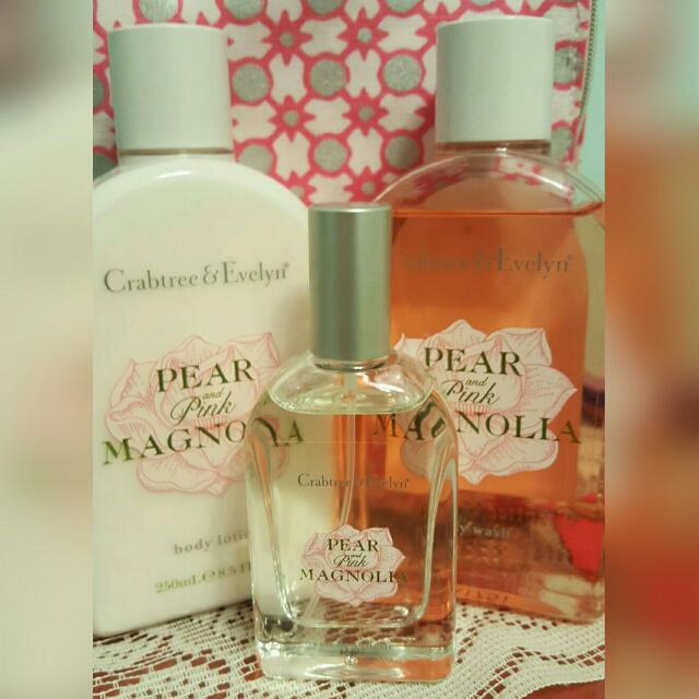 Crabtree & Evelyn Pear & Magnolia *new lower price* 🍐 🌸