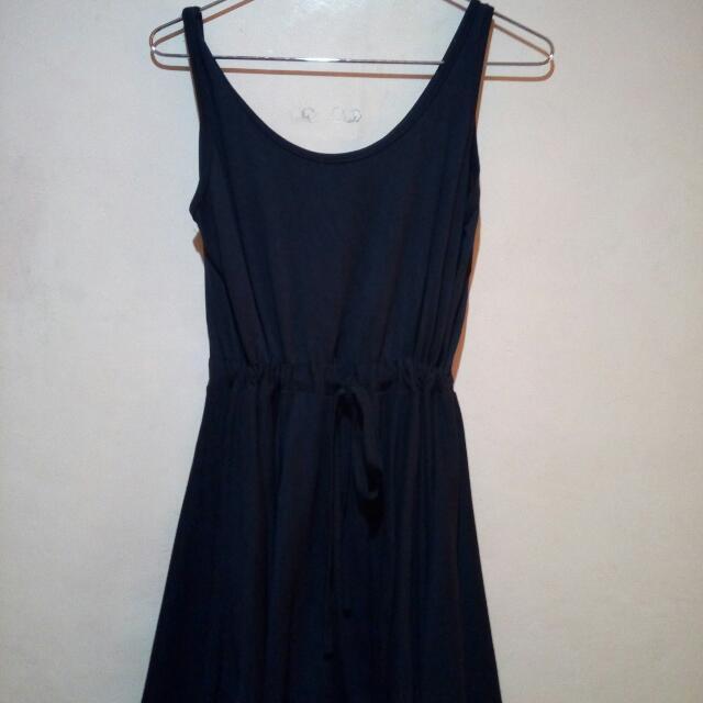 Dark Blue Nava Dress