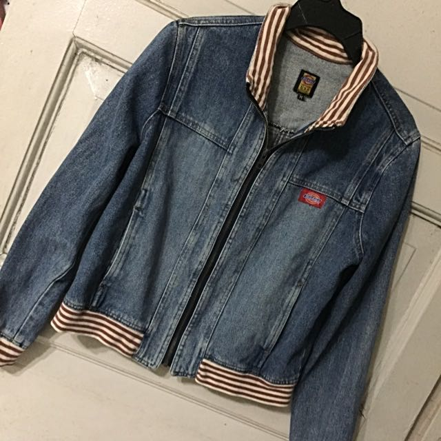 Reserved. Dickies Denim Jacket
