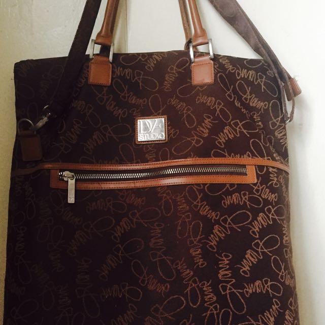 DVF- Diane von Furstenberg Weekend travel bag ( Original)